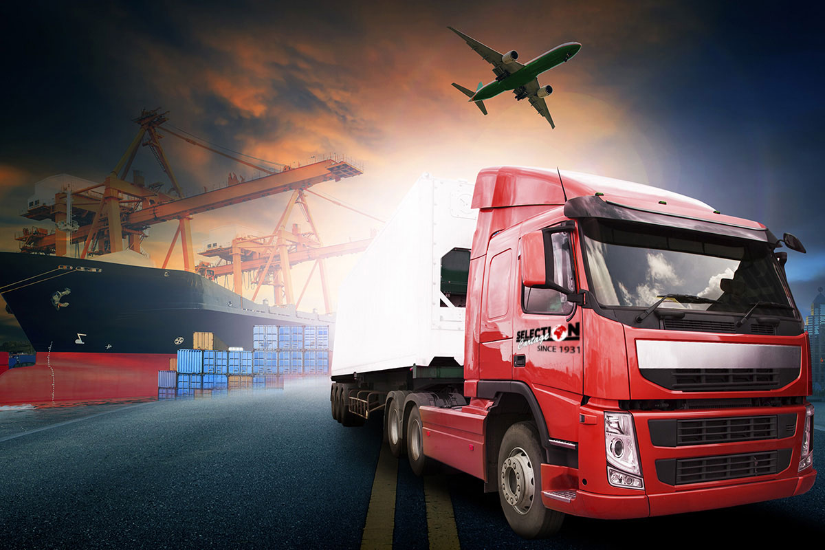 Selection Cartage is an affordable moving company when considering an international mover