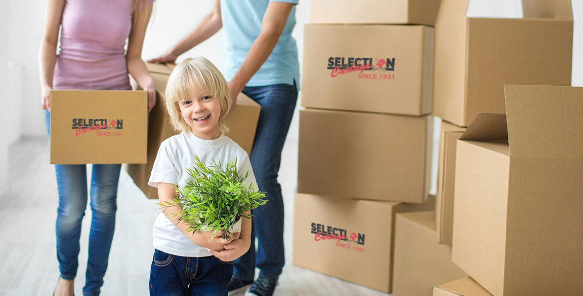 Selection Cartage is an affordable moving company